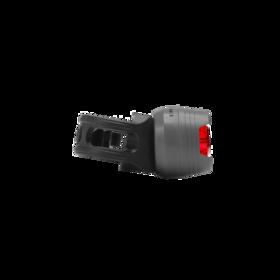 Cube RFR Diamond HQP Bike Light red LED grey/black